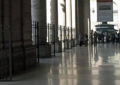 , Galleria Alberto Sordi, Iattarelli Costruzioni Metalliche
